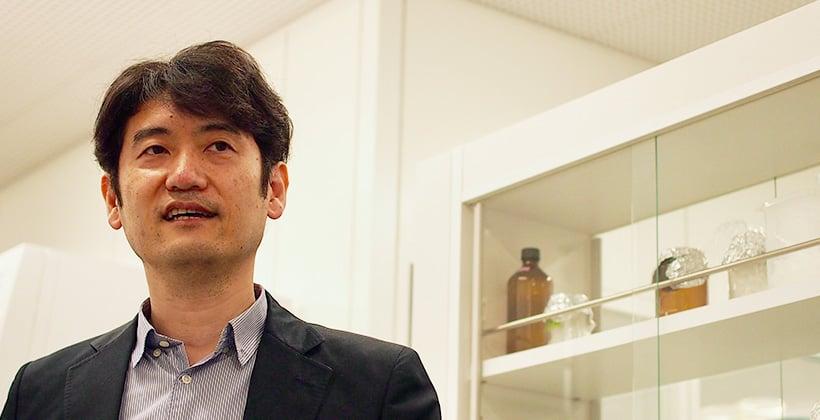 前橋健二先生