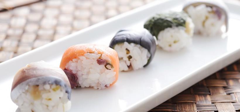 漬物まり寿司