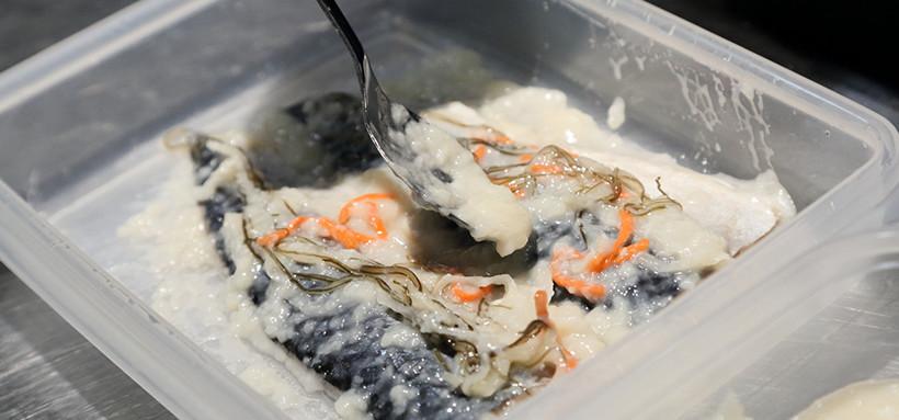 鮭の麹漬け