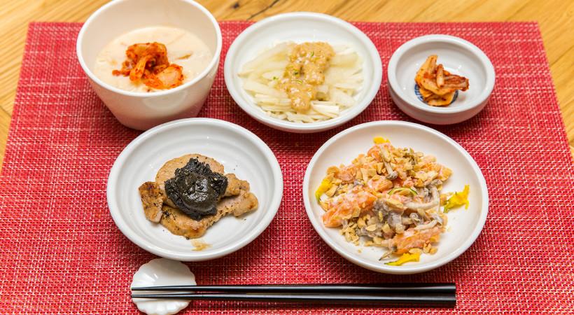 荒木慶子さんの料理