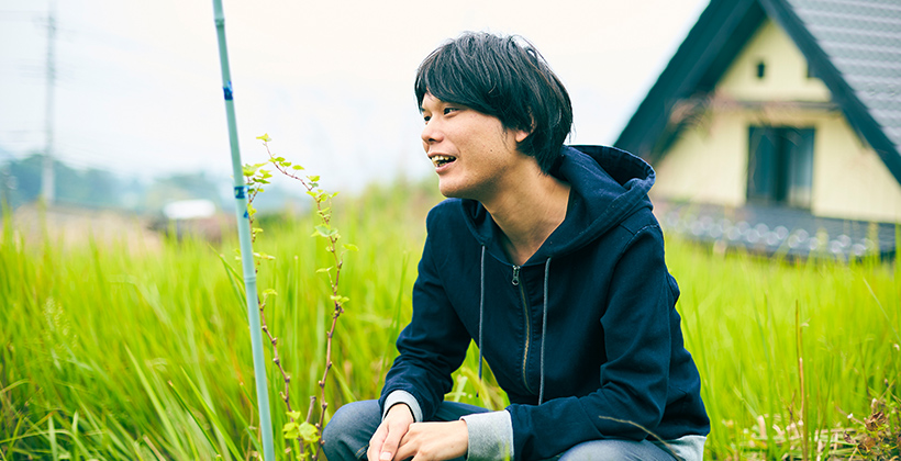 小倉ヒラクさん
