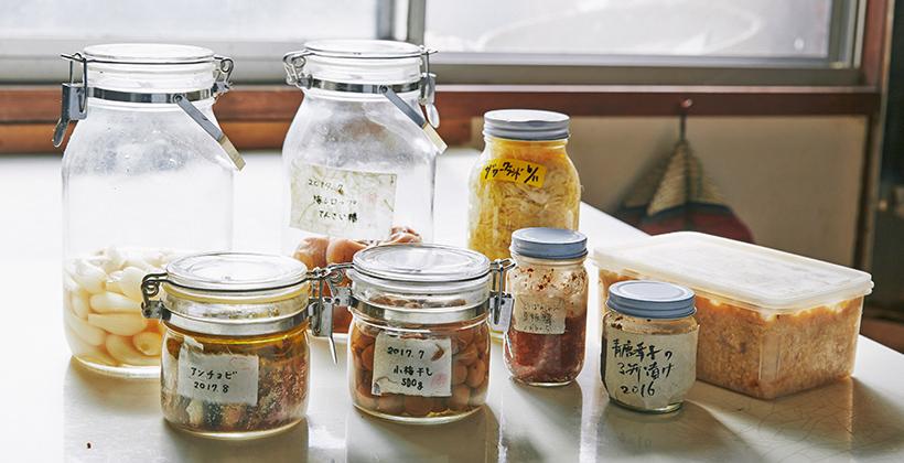 山田奈美さんが作った発酵食