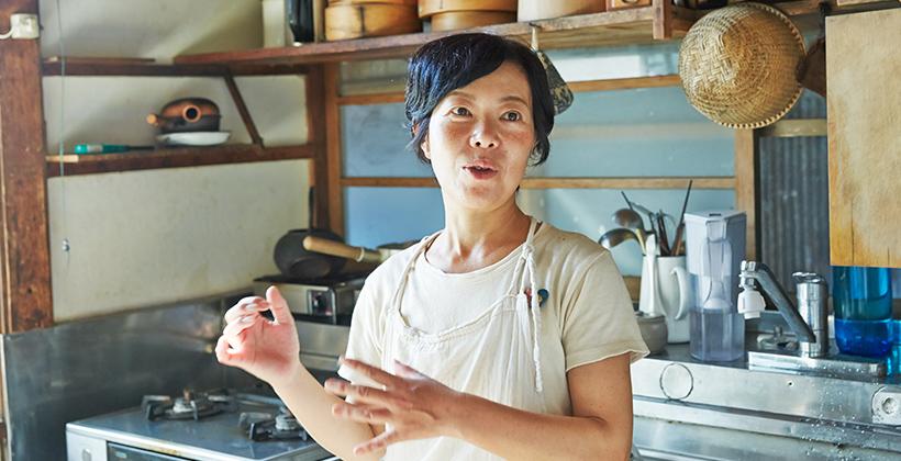山田奈美さん