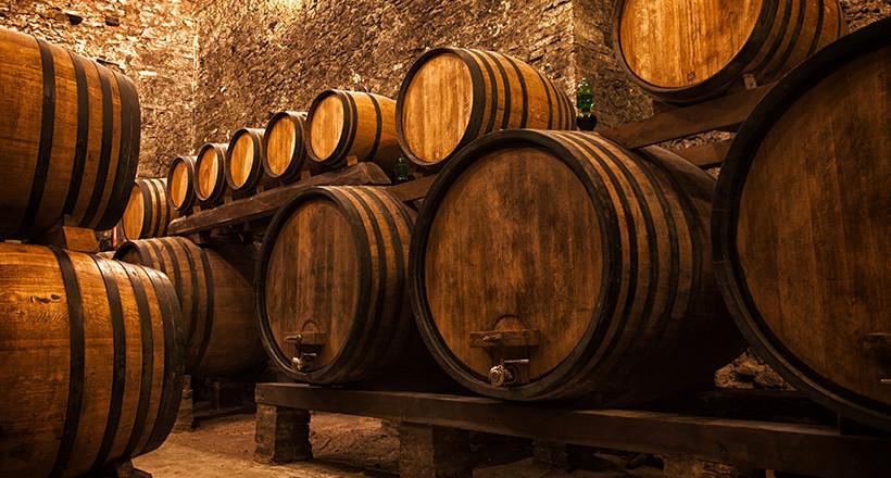 ワインの蔵